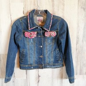 The Childen's Place | Jean Jacket | Embellished